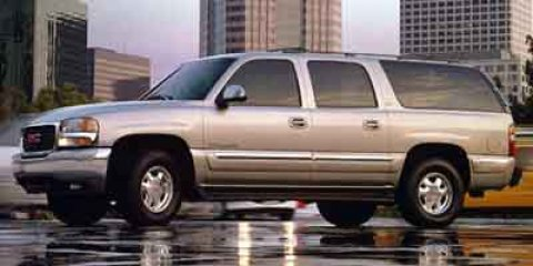 2001 GMC Yukon XL Pewter Metallic V8 53L Automatic 145682 miles  Four Wheel Drive  Tow Hitch