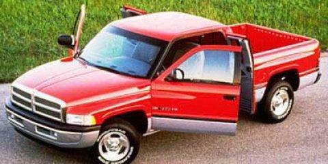 1998 Dodge Ram 1500 2DR REG 119WB 4WD Silver V8 52L  129891 miles  Four Wheel Drive  Tires -
