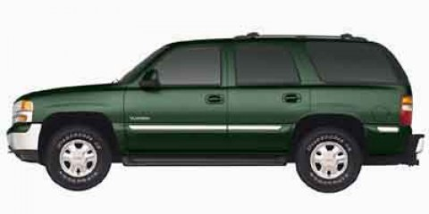 2001 GMC Yukon SLT Topaz Gold Met V8 53L Automatic 67747 miles New Arrival Premium Sound Pac