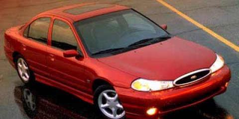 1998 Ford Contour SVT Crystal Gold V6 25L Manual 227492 miles Check out this 1998 Ford Contour
