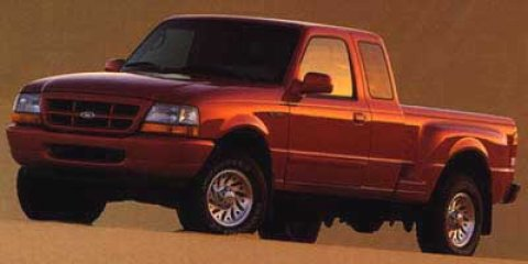 1998 Ford Ranger XLT Black V6 30L Automatic 238738 miles  Optional Payload Package 1  6040
