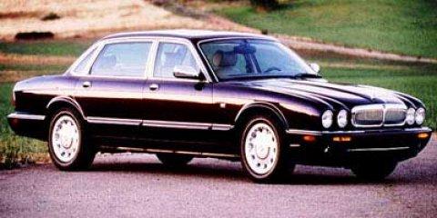 1998 Jaguar XJ 4DR SEDAN Gold V8 40L Automatic 105532 miles  Traction Control  Stability Con