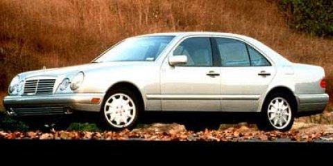 1998 Mercedes E-Class Black V8 43L Automatic 121075 miles  ENGINE-43L DOHC V-8  TRANSMISSIO