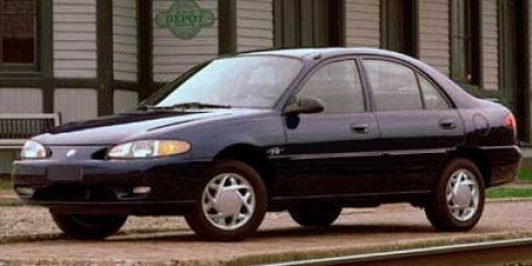 1998 Mercury Tracer GS Red V4 20L  150157 miles Get a bargain on this 1998 Mercury Tracer GS