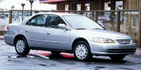2001 Honda Accord Sdn VP Satin Silver Metallic V4 23L Automatic 184151 miles If you have any