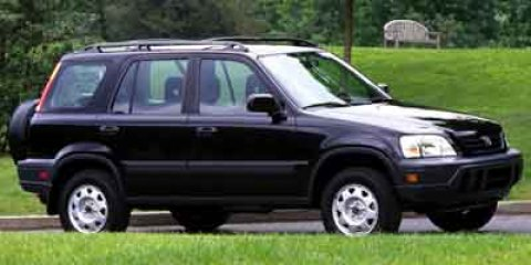 2001 Honda CR-V LX CLASSIC SILVERCHARCOAL CLOTH V4 20L Automatic 132222 miles Come see this 20