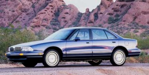 1998 Oldsmobile Regency Base Medium Dark Blue Met V6 38L Automatic 0 miles Internet Special