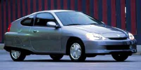 2001 Honda Insight  V3 10 Manual 228088 miles  Front Wheel Drive  Tires - Front All-Season