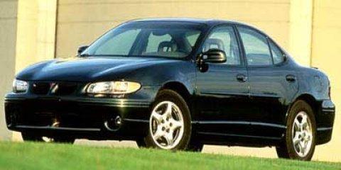 1998 Pontiac Grand Prix GT Bright Red V6 38L Automatic 177919 miles ImageCopy of this pos