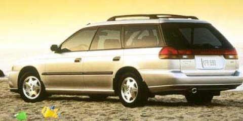 1998 Subaru Legacy Wagon GT  V4 25L Automatic 78357 miles  2-way pwr moonroof wsunshade  80