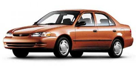 1998 Toyota Corolla CE GOLD V4 18L Automatic 125879 miles New Arrival This 1998 Toyota Cor