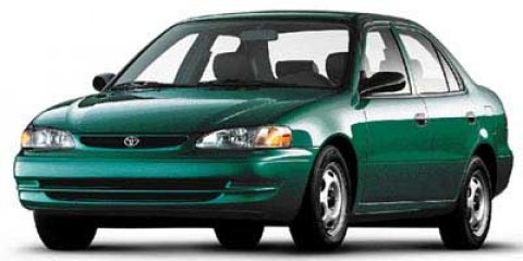 1998 Toyota Corolla VE  V4 18L Automatic 218741 miles  Front Wheel Drive  Tires - Front All-