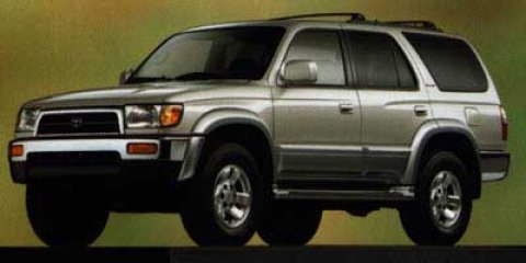 1998 Toyota 4Runner Limited  V6 34L Automatic 192077 miles  Premium ETR AMFM stereo wcompac