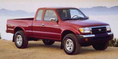 1998 Toyota Tacoma Limited  V6 34L Automatic 178702 miles  Four Wheel Drive  Tires - Front On