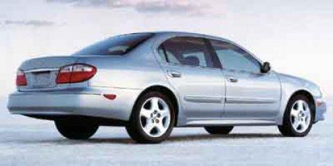 2001 Infiniti I30 Touring Titanium Silver Metallic V6 30L Automatic 206265 miles  Front Wheel
