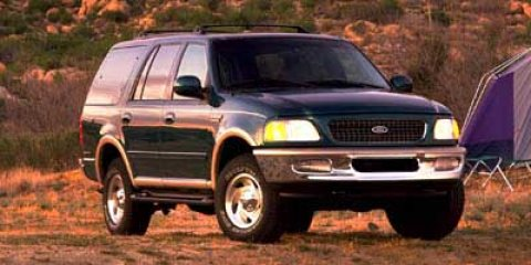 1998 Ford Expedition XLT Black CC V8 54L 330 Automatic 136858 miles  Four Wheel Drive  Ti