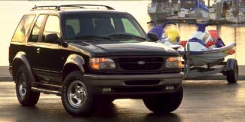 1998 Ford Explorer Eddie Bauer Medium Wedgewood Blue CCMe V6 40L Automatic 163198 miles  Fou