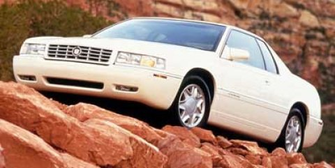 1999 Cadillac Eldorado Beige V8 46L Automatic 136995 miles  STANDARD  Traction Control  Fro