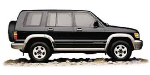 2001 Isuzu Trooper S Black V6 35L Automatic 251914 miles Recent Arrival If you are searching