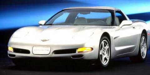 1999 Chevrolet Corvette Silver V8 57L Automatic 75237 miles Public DealerGs WholesalerG