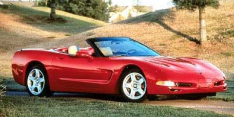1999 Chevrolet Corvette PEWTERBISQUE V8 57L Manual 76175 miles  LockingLimited Slip Different