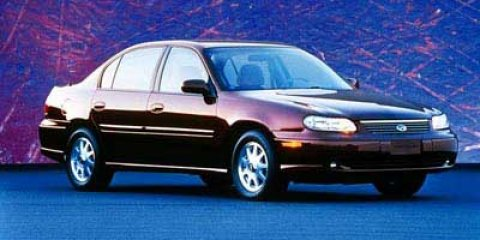 1999 Chevrolet Malibu LS Maroon V6 31L Automatic 80208 miles One Owner Accident Free Carfax R