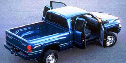 1999 Dodge Ram 2500 4DR QUAD 155WB Red V 59L  140346 miles Accident Free Auto Check Report Da