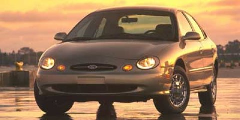1999 Ford Taurus SE Toreador Red Metallic V6 30L Automatic 220000 miles Look at this 1999 For