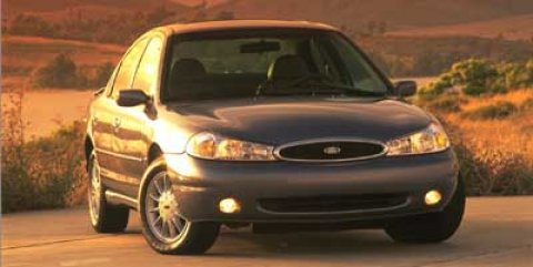 1999 Ford Contour LX  V4 20L Automatic 169494 miles NEW ARRIVAL -GREAT GAS MILEAGE- Save mone