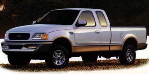 1999 Ford F-150 Deep Blue Metallic V8 54L  0 miles ONE OWNER 4X4 CARFAX BUY BACK GUARANTEE