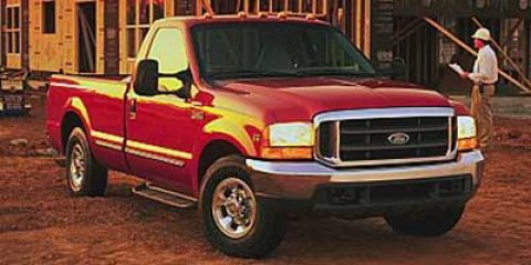 1999 Ford Super Duty F-350 SRW  V10 68L  98972 miles  Four Wheel Drive  Tow Hooks  Tires -