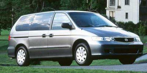 1999 Honda Odyssey LX Canyon Stone Silver MetIvory V6 35L Automatic 180226 miles GUARANTEED