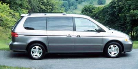 1999 Honda Odyssey EX  V6 35L Automatic 157661 miles  Engine Immobilizer  Traction Control