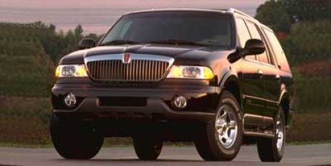 1999 Lincoln Navigator NAVIGATOR Black V8 54L Automatic 172190 miles  Four Wheel Drive  Locki