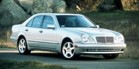 1999 Mercedes E-Class AMG  V8 54L Automatic 57040 miles  Traction Control  Rear Wheel Drive