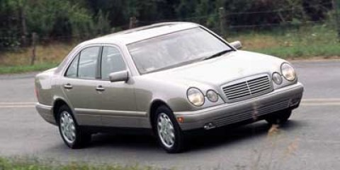 1999 Mercedes E-Class  V6 30L Automatic 261147 miles  Turbocharged  Traction Control  Rear
