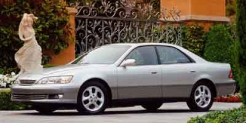 2001 Lexus ES 300  V6 30L Automatic 187376 miles Automatic Headlights and Keyless Entry NHT