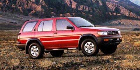 1999 Nissan Pathfinder SE Super Black V6 33L  223891 miles Were excited to offer this reliab