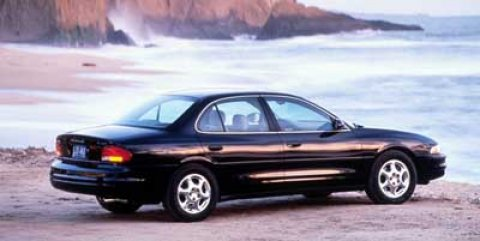 1999 Oldsmobile Intrigue GL Onyx Black V6 35L Automatic 87593 miles Win a score on this 1999 O