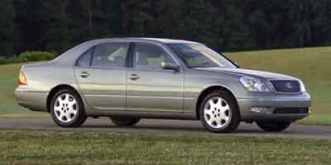 2001 Lexus LS 430  V8 43 Automatic 165860 miles  Priced Below the Market  LEATHER SEATS