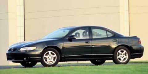 1999 Pontiac Grand Prix GT Silvermist Metallic V6 38L Automatic 157370 miles Only 157 370 Mi