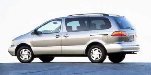 1999 Toyota Sienna LE Sable PearlOak V6 30L Automatic 109128 miles Sable Pearl and ABS brakes