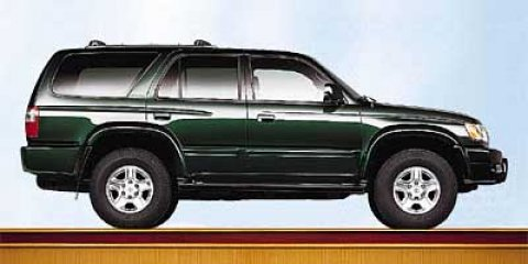 1999 Toyota 4Runner Limited  V6 34L Automatic 201578 miles PRICED BELOW MARKET INTERNET SPECI
