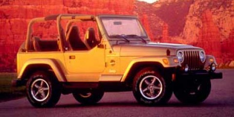 1999 Jeep Wrangler Sport Stone White V6 40L Automatic 97553 miles  Priced Below the Market