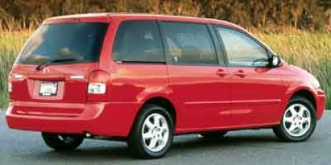 2002 Mazda MPV ES Shimmering Sand Metallic V6 30L Automatic 160270 miles The Sales Staff at M