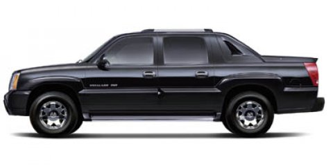 2006 Cadillac Escalade EXT 4DR SUV Black Raven V8 60L Automatic 82965 miles Lavishly luxurious