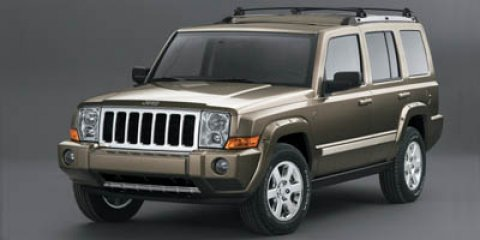 2006 Jeep Commander Base Green V6 37L Automatic 72626 miles 4WD Well-behaved ride The ride i
