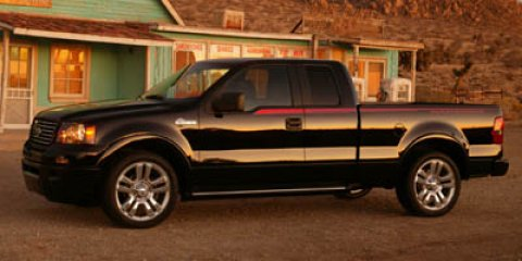 2006 Ford F-150 Harley-Davidson Black V8 54L Automatic 135253 miles  Four Wheel Drive  Tow H