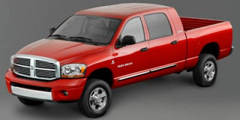 2006 Dodge Ram 2500 Red V6 59L  190097 miles  Four Wheel Drive  Tires - Front All-Season  T