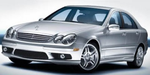 2006 Mercedes C-Class AMG BlackBlack V8 55L Automatic 90289 miles  Traction Control  Stabili